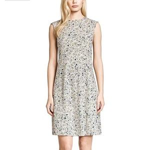 NWT Tory Burch Valerie Floral Crepe Jersey Dress